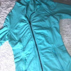 Baby Blue Lulu Lemon Define Jacket